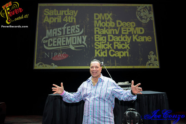 Masters Of Ceremony NJ P.A.C. 2015