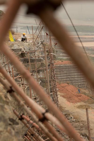 Hengqin Island Construction