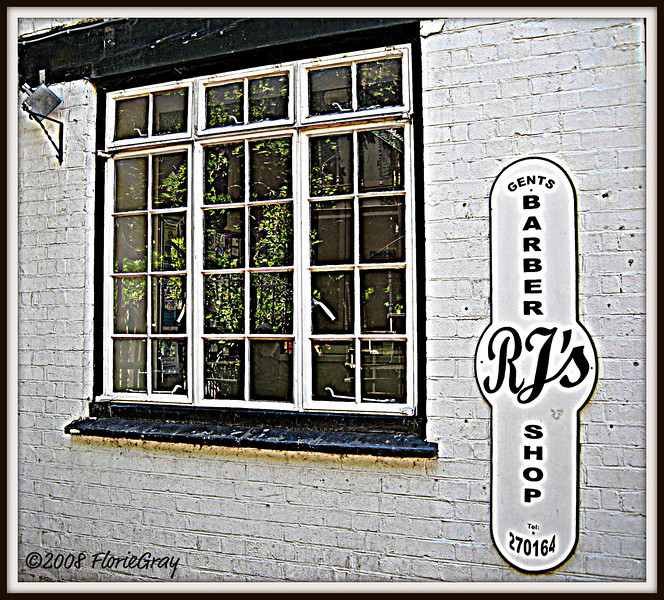 Got Leeches? Banbury, Oxfordshire, England   Copyright ©2009 Florence T. Gray. This image is protected under International Copyright laws and may not be downloaded, reproduced, copied, transmitted or manipulated without written permission.