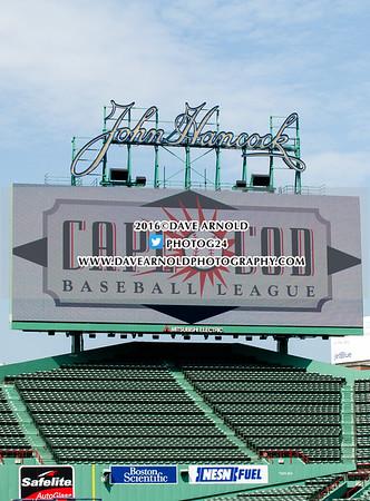7/7/2016 - Cape Cod Baseball League at Fenway