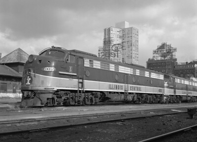 ICRR—Diesel Locomotives