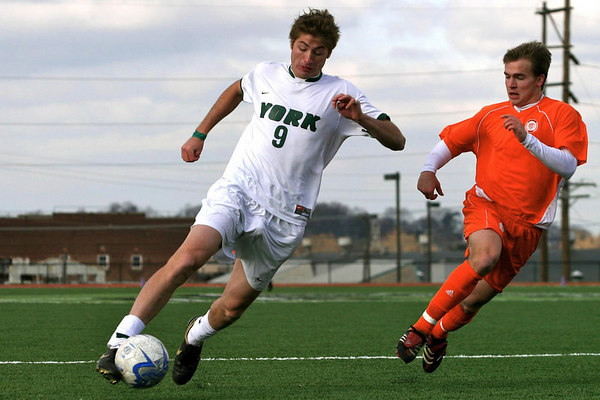 men's soccer - 11/18/06
