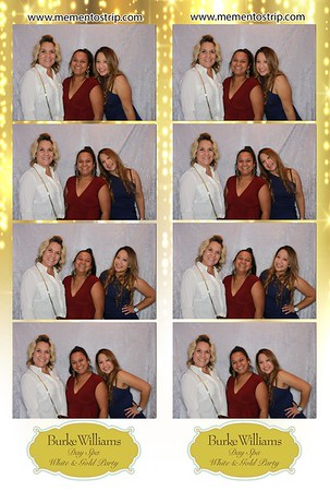 Burke Williams Spa Holiday Party