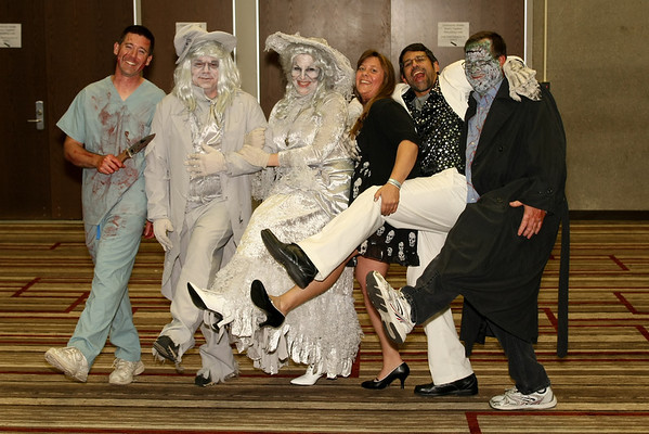 Midwest Haunters Convention 2013