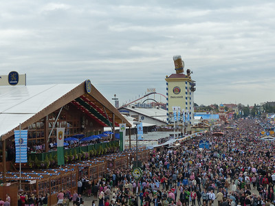 Oktoberfest, Munich, Sep 2012