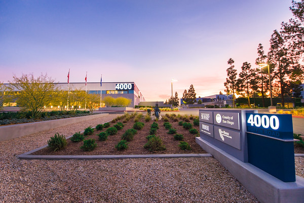 Commercial Real Estate Photography - Kearny Mesa