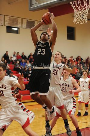 Dayton vs. Santiam Christian Boys HS Basketball
