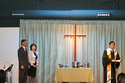 Taiwanese Easter Baptism 2010