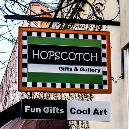 Hopscotch, Original Pixels