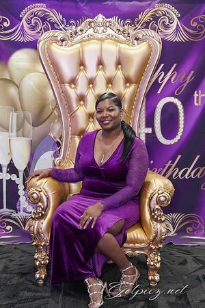 Tawanda 40th Birthday Celebration