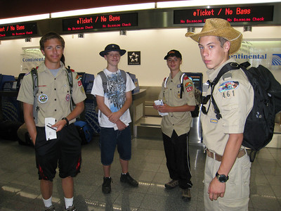 West Trip 2010