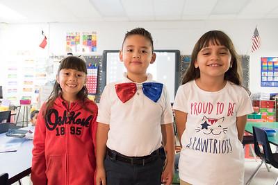 Benito Martinez Elementary 9/11