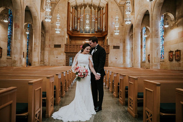 Kelsey & David Wedding Day