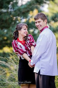 Olesya & Vitaliy - Pre Wedding Photo Session