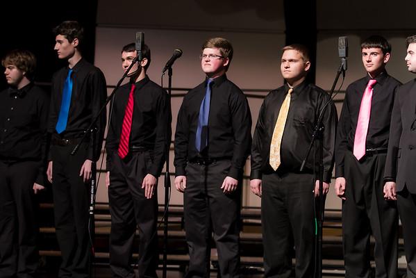 Spring Choir Concert 2015