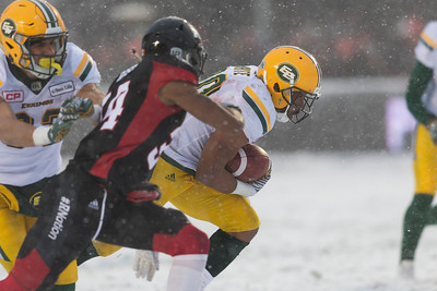 20161120 Eastern Final,  Eskimos vs Redblacks