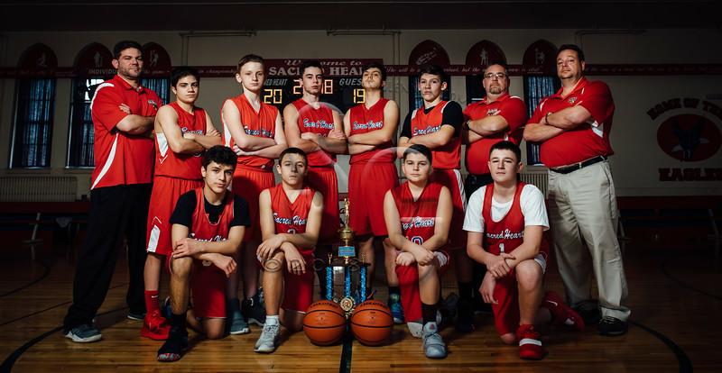 Sacred Heart Basketball 2019-2019