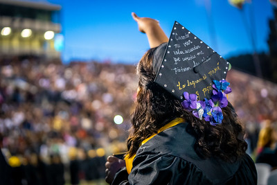 Commencement Celebrations- Lesly: Godinez Fundamental High School