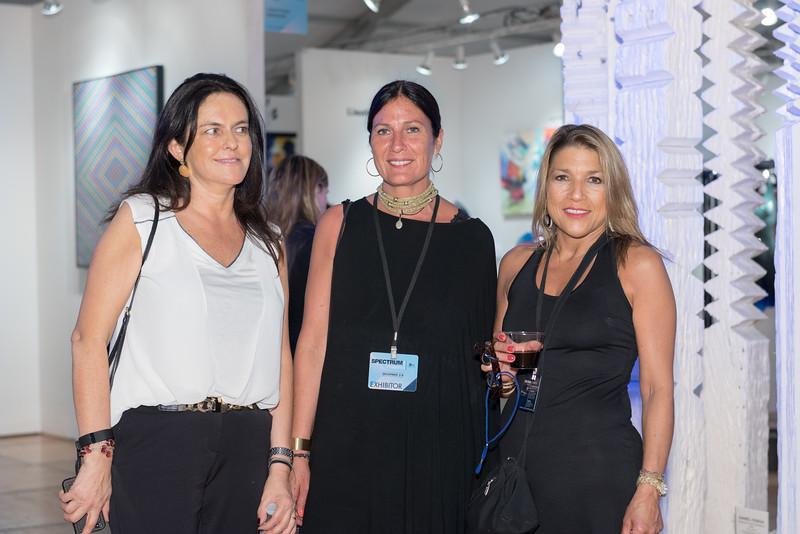 Coco Caballero, Pilar Landerretche, Francisca Matte