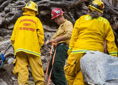 Big Falls Rescue (2/21/15)