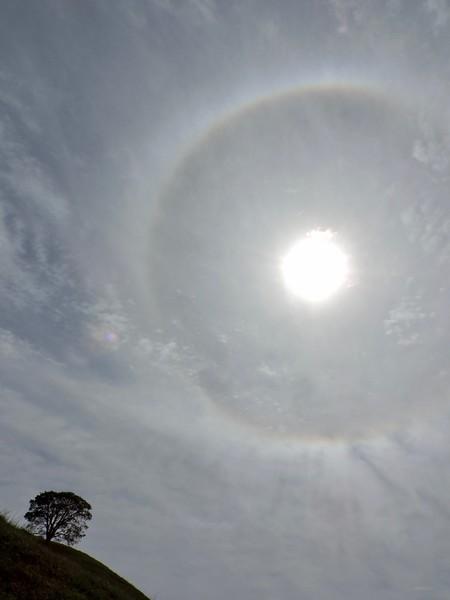 Magical Sun Halo