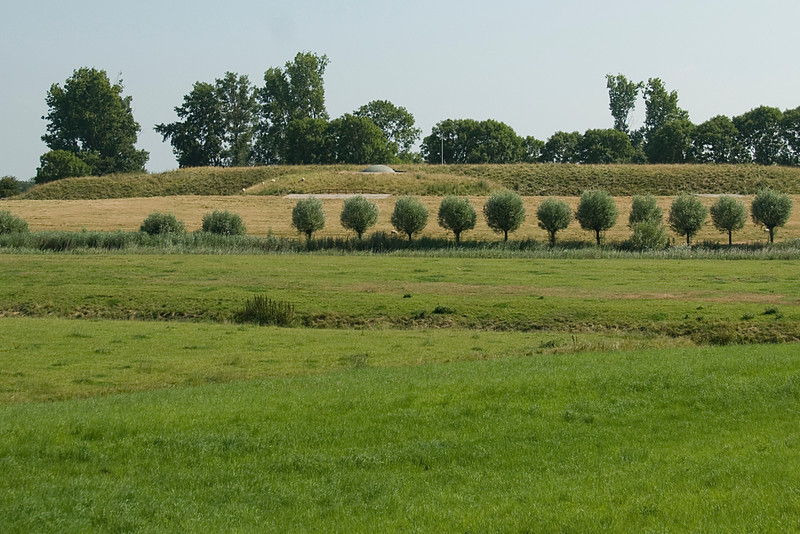 The rural and farm community in Netherlands