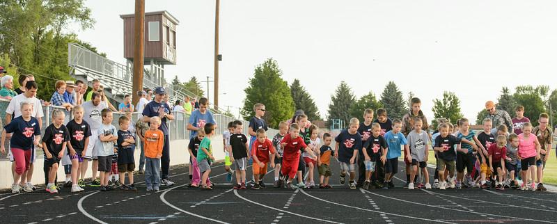 Dayton City, Idaho 4th of July Celebration