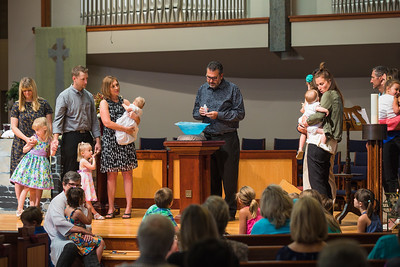 8-17-17 Baptism