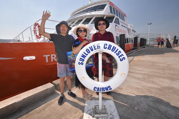Sunlover Cruises 09th November 2019