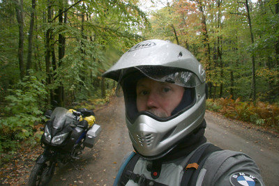 ADVrider Cromag in VT, Sept 2009