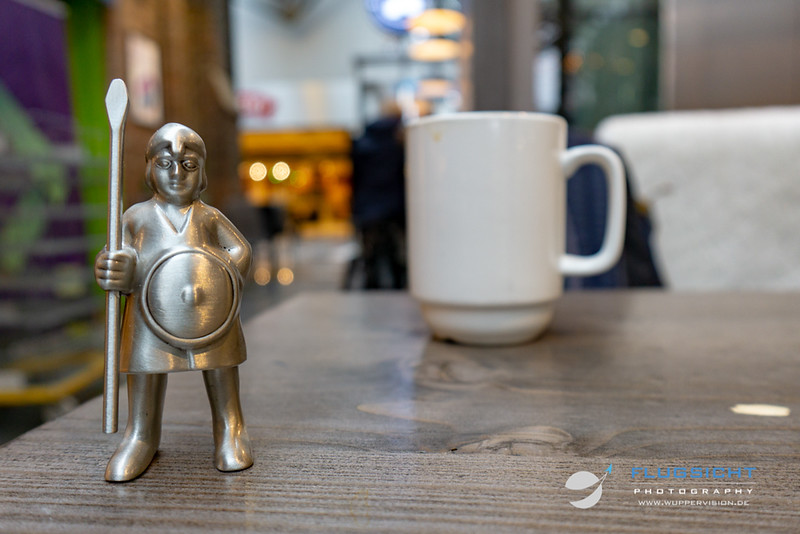March 2019: Too much coffee in Trondheim, Norway