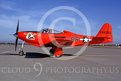 Bell P-63 Kingcobra Warbird Airplane Pictures