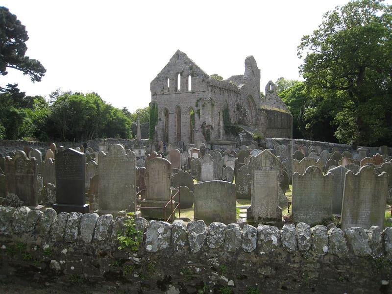 Grey Abbey, Ards Peninsula, Northern Ireland
