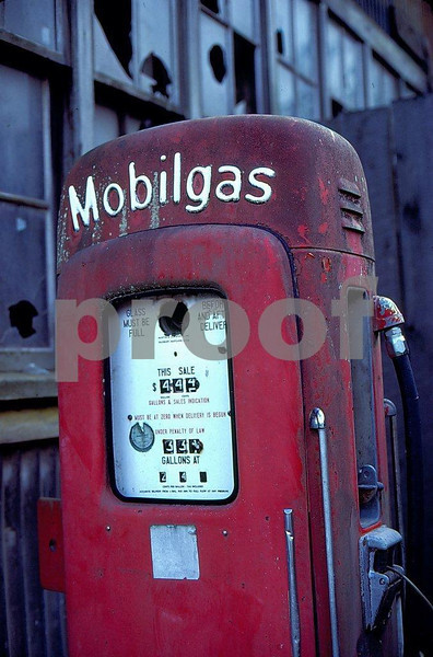 Back in the day when Mobilgas gas was 29.9 cents per gallon