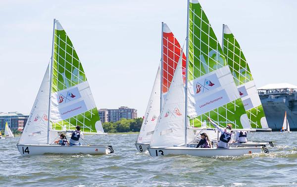 2017 College Sailing Team Race