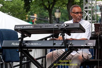 Jawanza Kobie Clifford Brown Jazz Festival