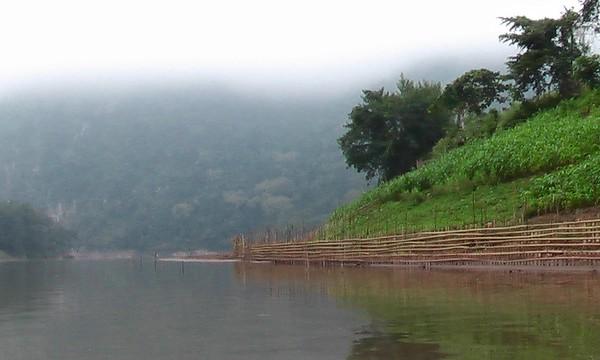 Nam Ou River, Laos - December 2004