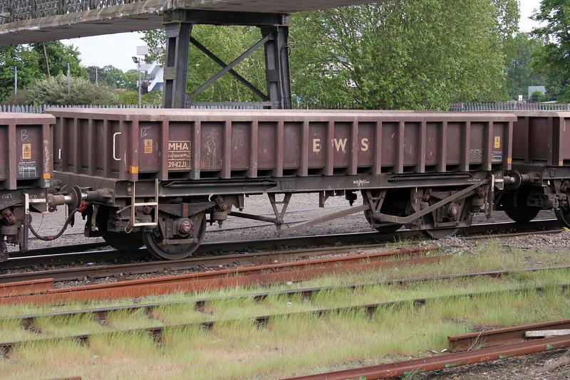 MHA 394221 on 6t62 Royston-Whitemoor at Welwyn.G.City 15/05/11