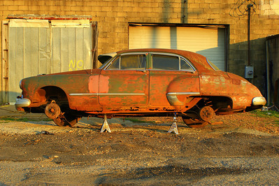 Ft Deposit, Alabama - Old Cars