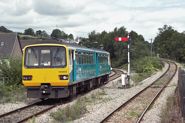 21st August 2006: Cardiff to Aberdare