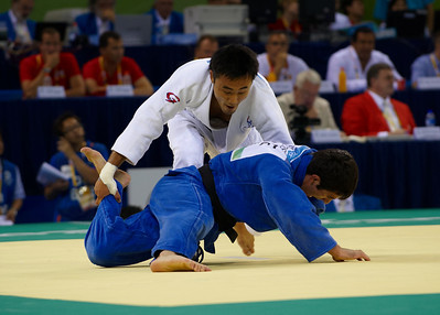 Judo: Taylor Takata series for 10 points