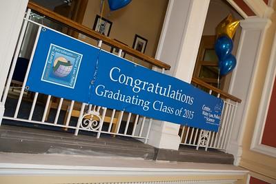 Graduation June 2015