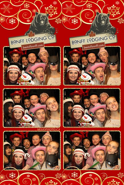 Christmas Party 2016 - Photo Booth