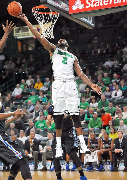 Basketball Men's v. Tulsa- Jan.9,  2013