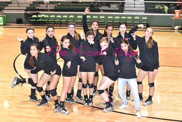 Lady Eagles vs Pearsall