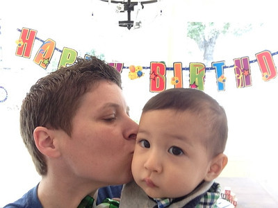 2014 - Lincoln's 1st Birthday Weekend