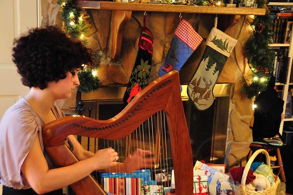 Rachel and Her Harp