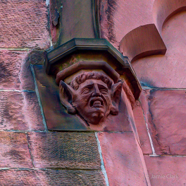 The BFG of Freiburg. Freiburg, Germany