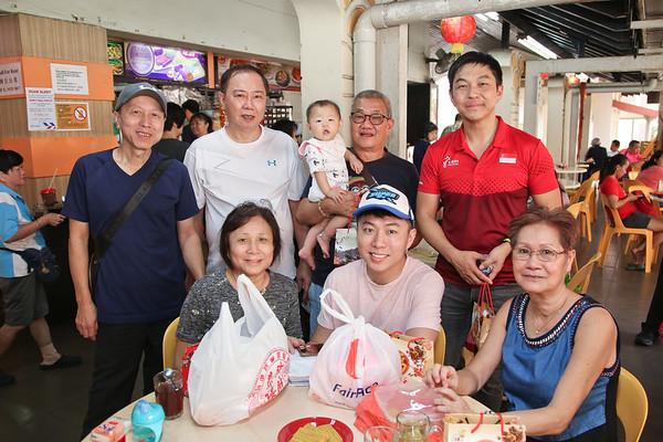 012320 Mandarin Orange Distribution @ Chai Chee and Lengkong Tiga