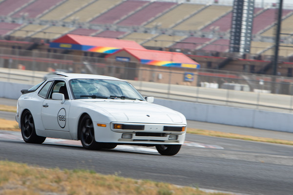 Custom Gallery - White Porsche 944